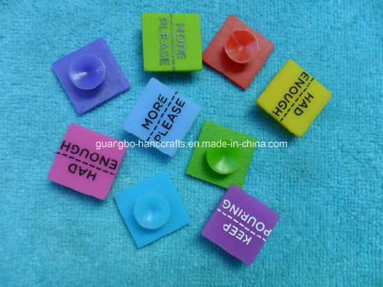 Bar Silicone Clip Drink Identifiers Holder pictures & photos