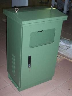 OEM Industrial Equipment Powder Coating Metal Cabinet pictures & photos