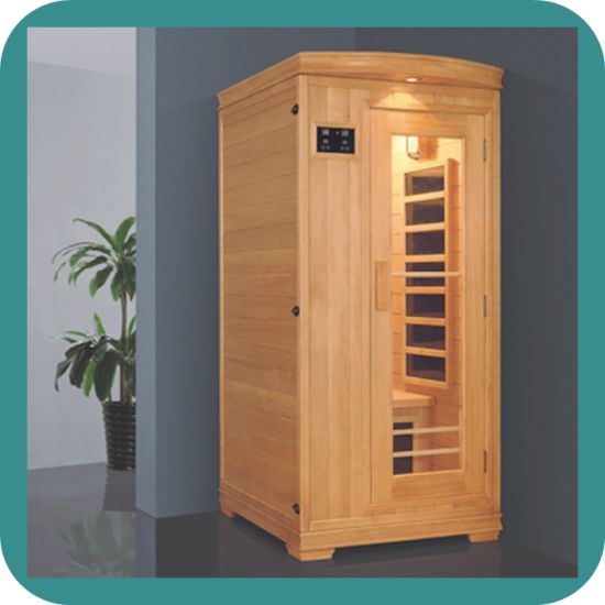Dry Sauna Room for Two Person (815) pictures & photos