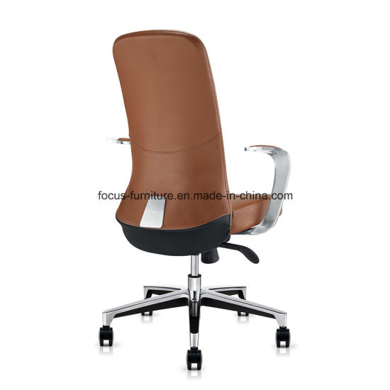Fashionable High Back Leather Swivel Manager Executive Office Chair (FS-8801) pictures & photos