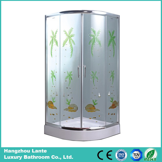Top Selling Sliding Glass Simple Shower Room (LTS-825G)
