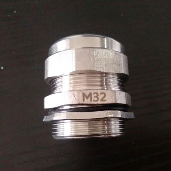 M10 Stainless Steel Cable Glands pictures & photos