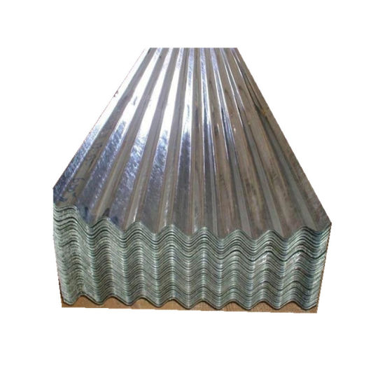 Zinc Coated Roofing Material Galvalume Steel Roofing Sheet