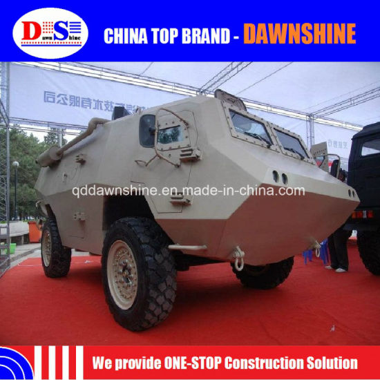 Military Wheeled Armored Vehicles Multifunctional Widely Used Armored Vehicle