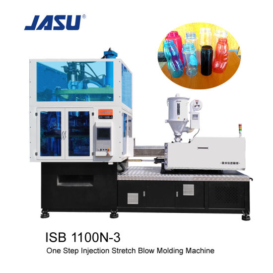 Europe High Quality Pet Perfume Bottle Plastic Injection Blow Molding Machine