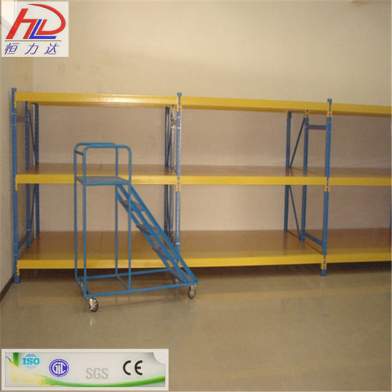 Heavy Duty Shelving Unit SGS Approved Storage Shelf pictures & photos
