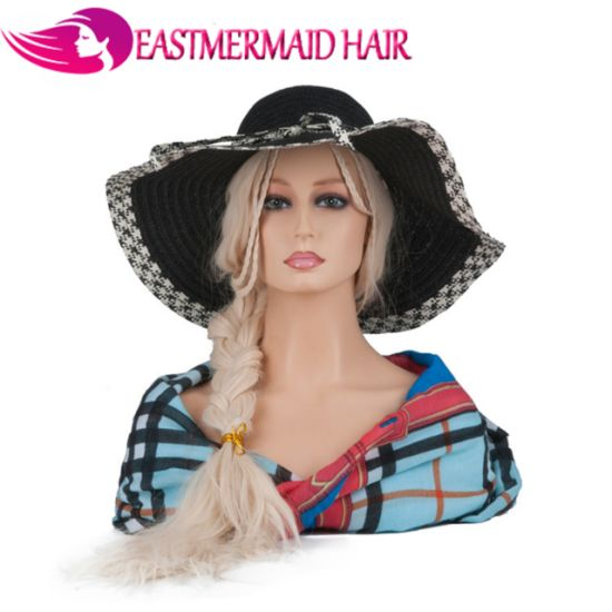 Top Quality Wig Mannequin Head for Human Hair Wig