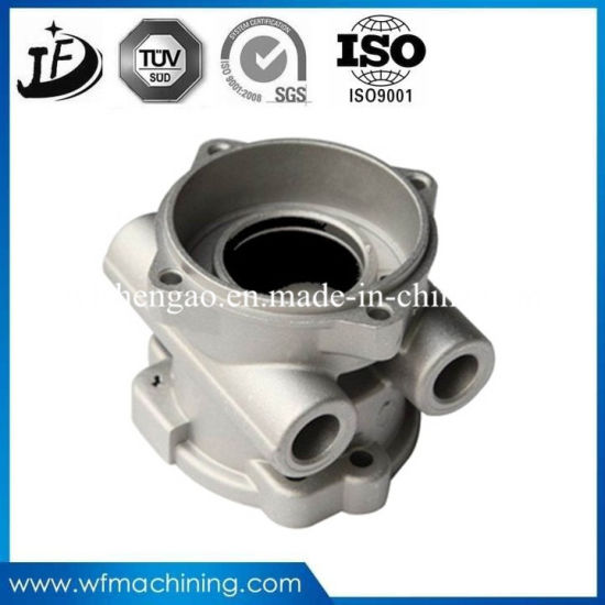 Customized Precision Casting Pump Body for Agriculture Machinery pictures & photos