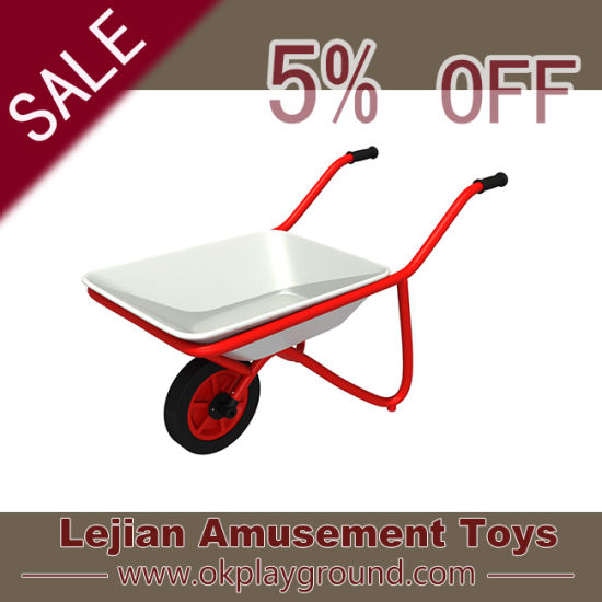 Kids Toy Car Cheap Single Wheel Barrow with CE (J1503-10) pictures & photos