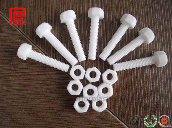 PTFE Part Made as Per Drawing pictures & photos