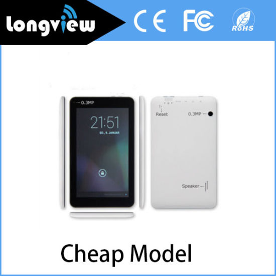 """7"""" HD Screen Quad Core 512MB 8GB WiFi Bluetooth Android Tablet"""