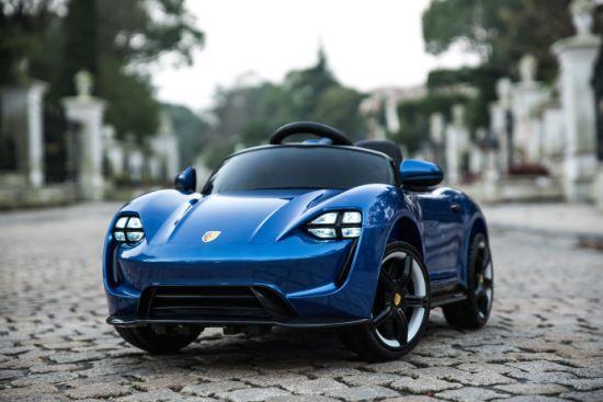 Porsche New Toys Ride On Car Children Electric In Environmental Plastic