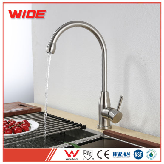 Best Stainless Steel Kitchen Faucets | China Best Stainless Steel Kitchen Sink Faucet Single Hole China