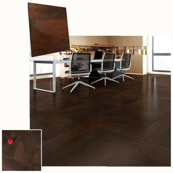 Self Adhesive Stone Texture Vinyl Floor Tile