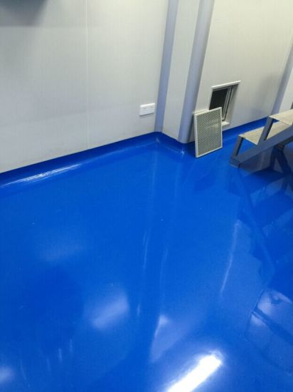 China Clean Room Use Epoxy Floor China Epoxy Floor Clean Room