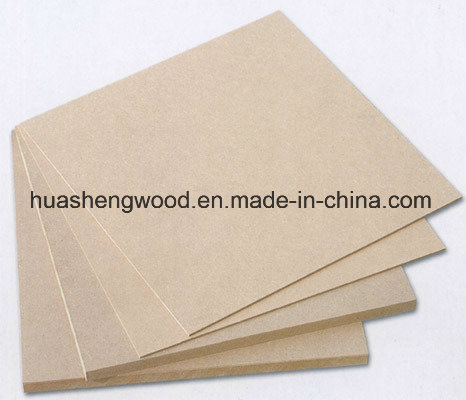 Raw MDF/Plain MDF Medium Density Fiberboard pictures & photos
