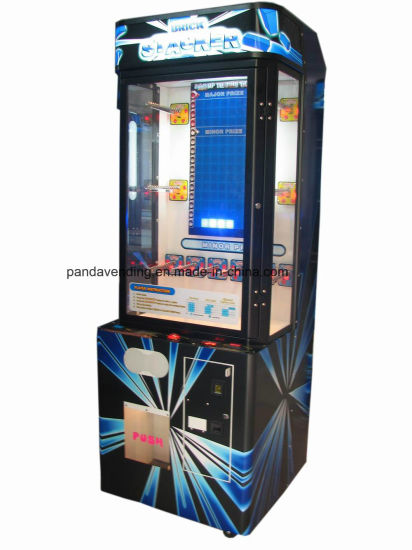 Stacker arcade game prizes