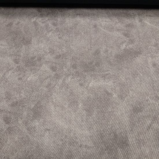 Hot Sales Artificial Synthetic Faux PU Leather for Chair /Sofa -Denim pictures & photos