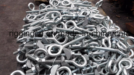 Galvanized Lifting Eye for Eye /Eye Swivel G400 pictures & photos