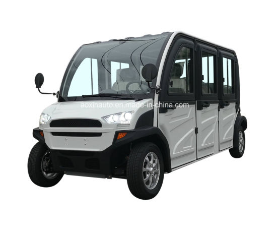 Electric Golf Cart 6 Seater Airconditioned