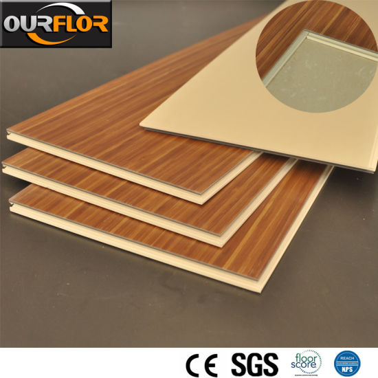 China WPC Vinyl Floor Tile With GoodLooking Surface Grain China - Are vinyl floors good