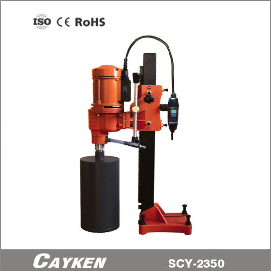 Scy-2350 Cayken Power Tools, Diamond Core Drill with Factory Direct Sales