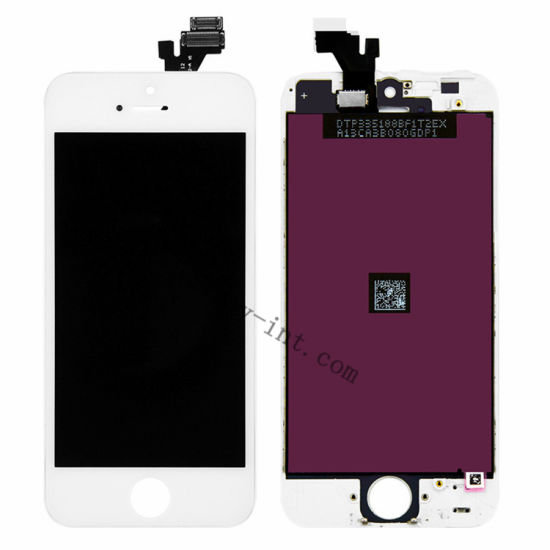 Replacement Brand New LCD Screen for iPhone 5 5g Mobile Phone LCD pictures & photos