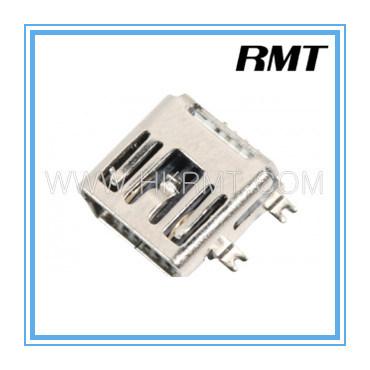 Mini USB Connector (USB144-0955-H6121.)