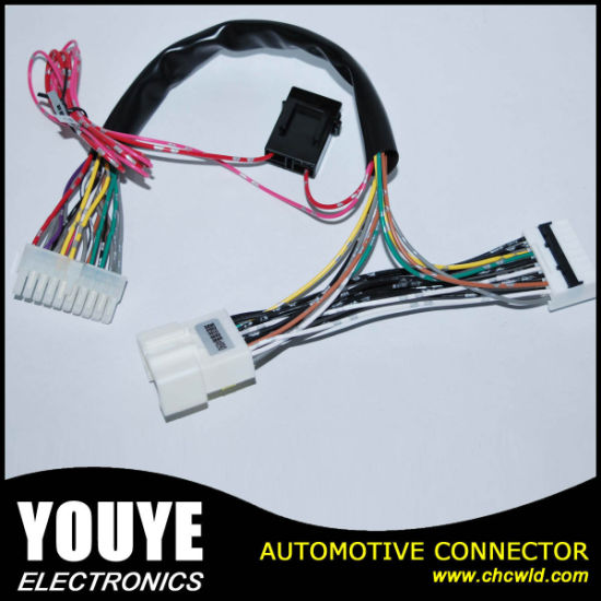 china automotive wiring harness auto pigtail cables harness china rh chcwld en made in china com