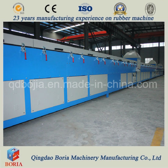 with Ce and ISO9001 Rubber Pipe Making Machine pictures & photos