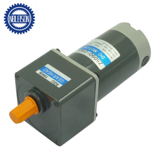 90W 24V 90V High Torque DC Geared Motor (Z5D90) pictures & photos