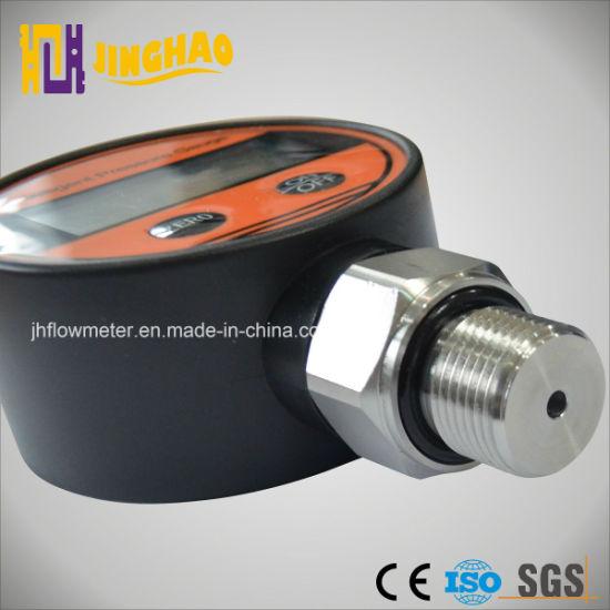 China Digital Steam Boiler Pressure Gauge (JH-YL-RG118) - China ...