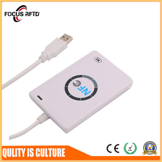 Read and Write RFID NFC Reader for Payment