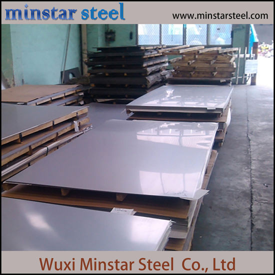 Stainless Steel Sheet 316L Density Cold Roll Steel pictures & photos
