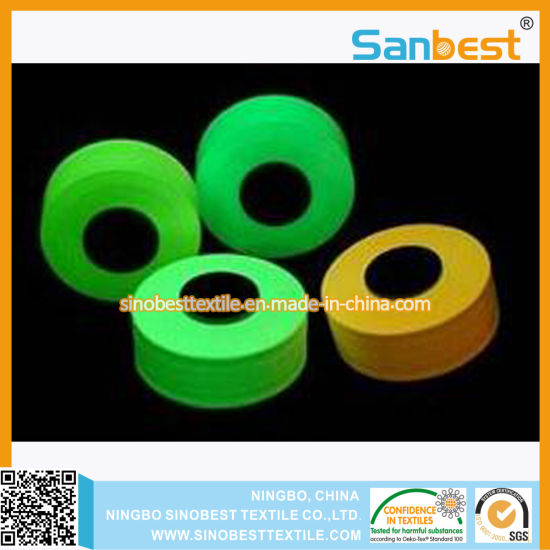 China 120d2 Colorful 100 Nylon Glow In The Dark Embroidery Thread