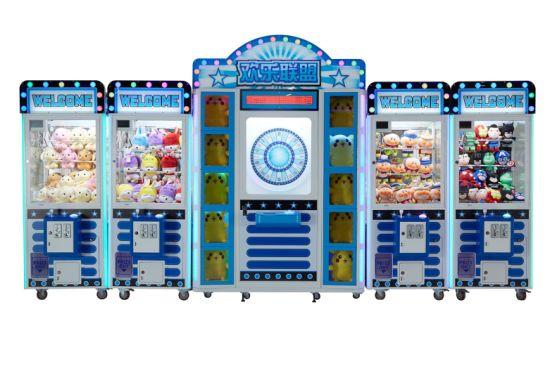 The League of Fun/Gift/Prize/Toy Vending/Price/Vending/Amusement/Arcade/Crane Claw/Toy Crane/Arcade Claw/Claw Crane /Claw/Crane/Game Machine