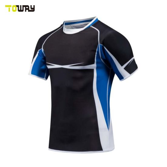 official photos c8473 b7251 China College Cheap Plain Wholesale Rugby Jerseys - China ...