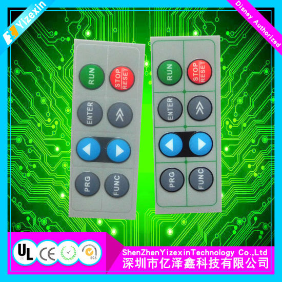 Design Membrane 2X4 Matrix Keypad Manufacturer China pictures & photos