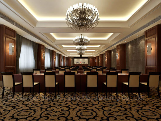 China Hotel Lobby Public Furniture Luxury Conference Room Furniture Customization China Public Furniture Hotel Furniture