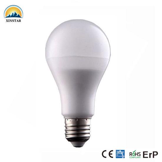 Low Power 90lm B22 E27 Plastic Lamp 5W LED Bulb