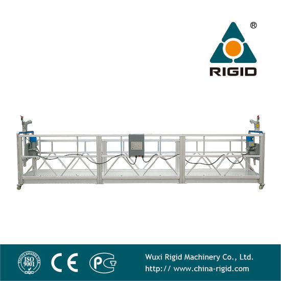 Electric Scaffold Hoisting Zlp630 Aerial Working Mobile Swing Stage