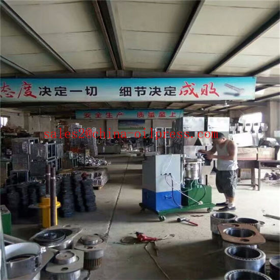 China Cold and Hot Cottonseed Oil Extractor Machine - China