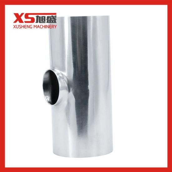 25.4mm Stainless Steel Sanitary Reducing Tee