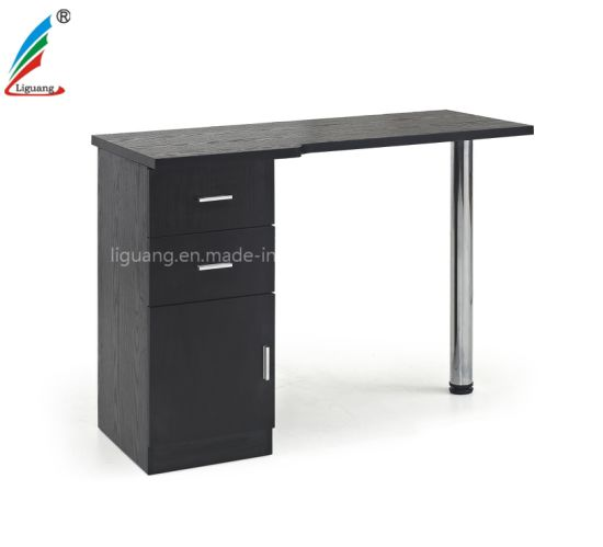 China New Design Beauty Salon Furniture Nail And Manicure Table