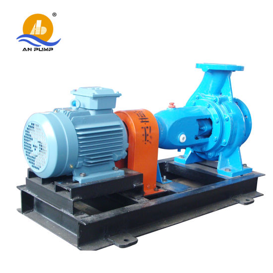 Agriculture Irrigation Centrifugal End Suction Electric Water Pump