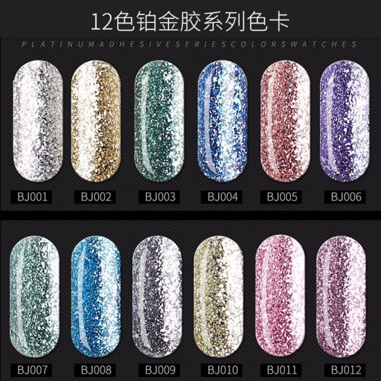 China Best Platinum Gel Nail Polish for Nails - China Gel Polish ...