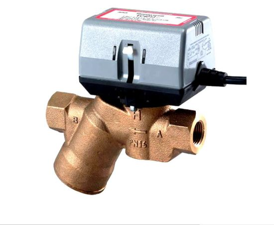HVAC Honeywell Water Pressure Drop Balancing Valve pictures & photos