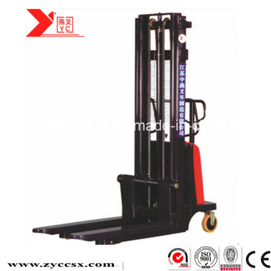 2018 China Cheap New Design, Electric Forklift, Semi Electric Stacker Price