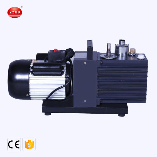Oil Sealed Mini Electric Rotary Vane Air Vacuum Pump