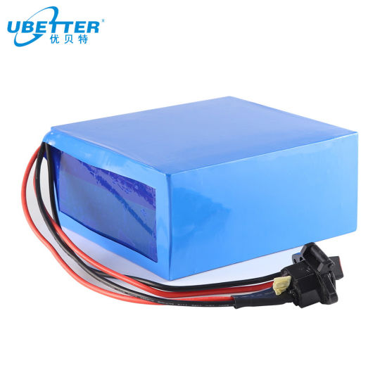 Chargeable Customized BMS Lithium Battery Smart Battery LiFePO4 Battery Pack for All Devices/Car/Ebike/Street Light/Scooter
